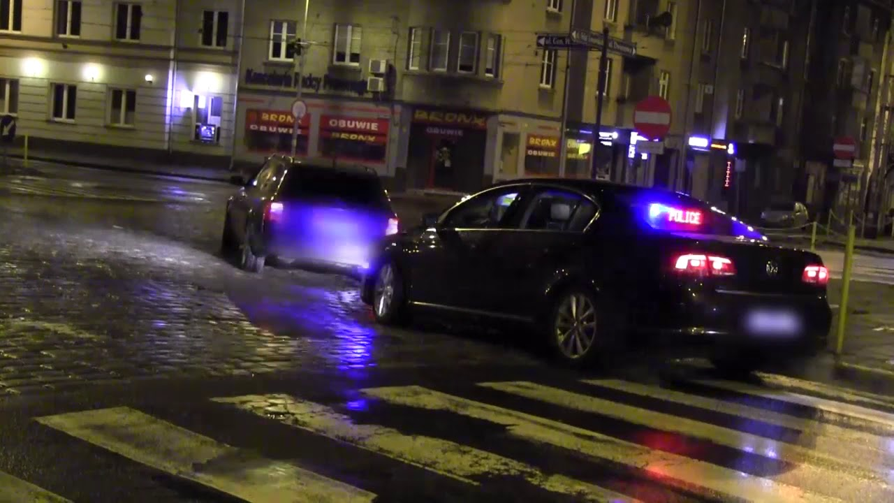 Policyjny wideorejestrator dbał o bezpieczeństwo