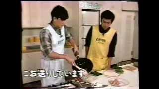 おそらく1987~8年頃、2代目司会・大和田獏さんなので、宮内・速水両ライ...