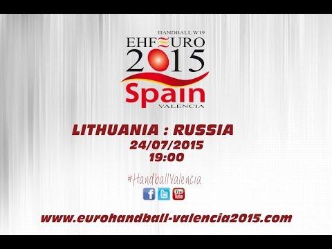 PR - Group B | Lithuania : Russia