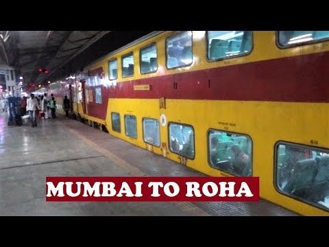 Mumbai Karmali / Goa Double Decker Full Journey 1