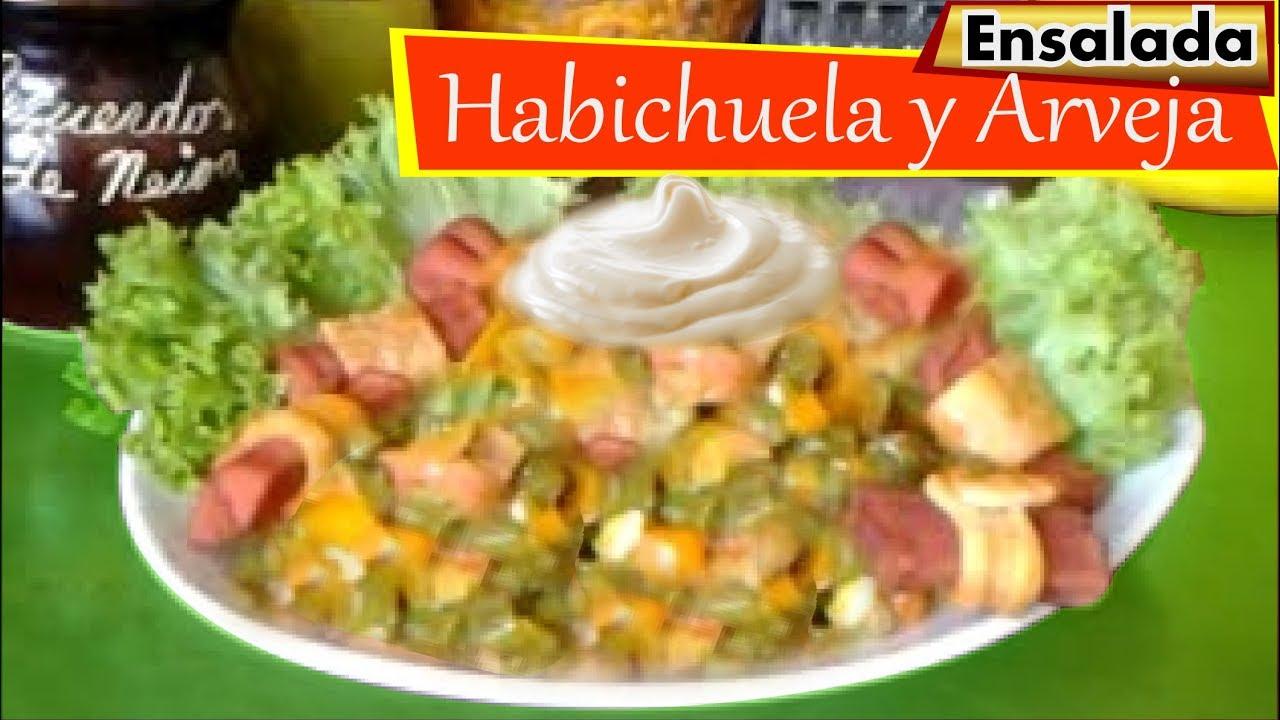 Arvejas Y Habichuela En Ensalada Vegetales Salteados A La Colombiana Ensalada De Verdura Youtube Cocinar en una sartén a fuego moderado durante 15 minutos. arvejas y habichuela en ensalada vegetales salteados a la colombiana ensalada de verdura