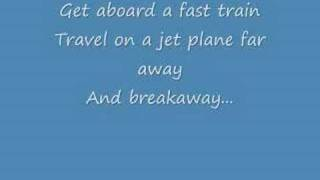 Breakaway(Kelly Clarkson) song with lyrics
