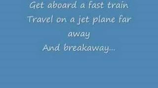 Breakaway(Kelly Clarkson) song with lyrics