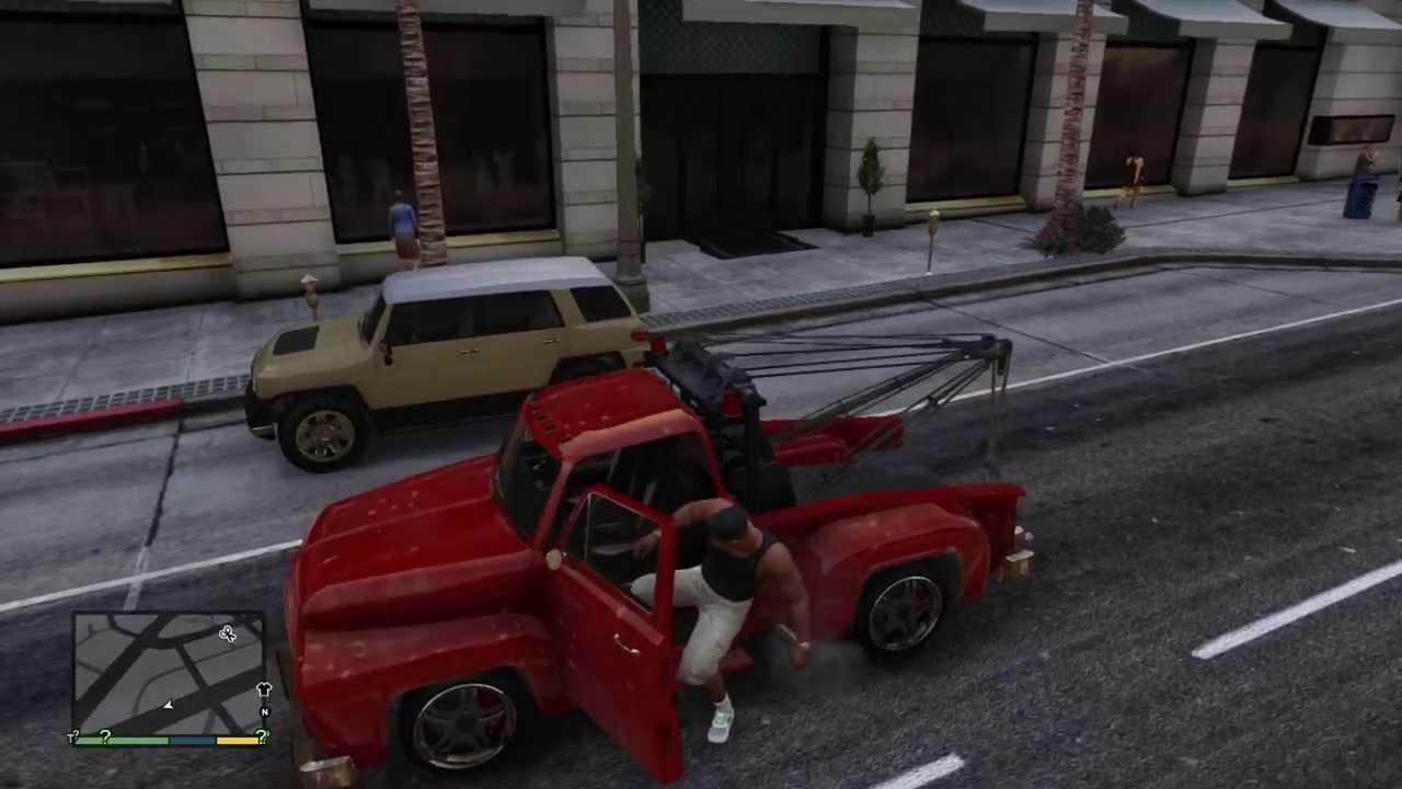 Operation Repo: GTA V Edition - YouTube