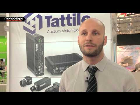 INTERVIEW - Tattile SPS IPC Drives Parma 2014