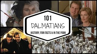 101 Dalmatians / History, Fun Facts, And In The Parks!