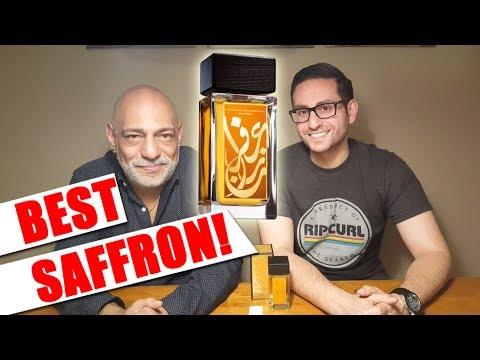 Aramis Calligraphy Saffron Fragrance / Cologne Review