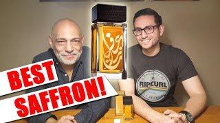 Aramis Calligraphy Saffron Fragrance Cologne Review