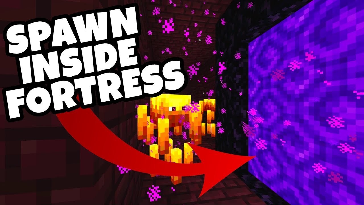 EASY NETHER FORTRESS SEEDS For Minecraft 10.106 Nether Update! (Pocket  Edition, Xbox, PS10, Switch)