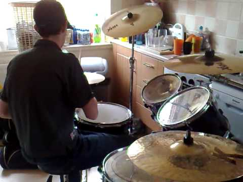The Rumble Strips - Oh Creole (Drum Cover)