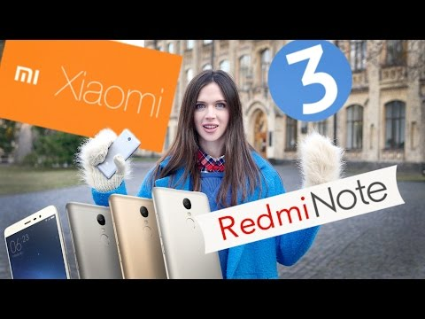 Xiaomi Redmi Note 3: обзор смартфона + КОНКУРС!