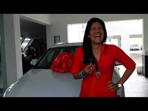 Entrega de Audi Q3 a Karina