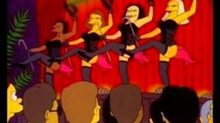 Top 10 Simpsons Songs