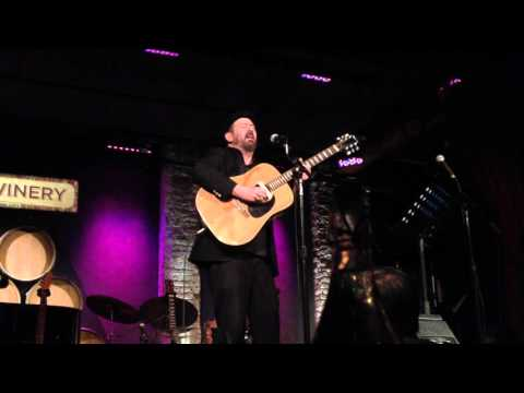 """Go Where The Love Is"" Mark Eitzel @ The Cabinet Of Wonders City Winery,NYC 4-15-2016"