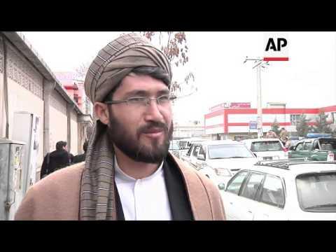 Afghanistan's Vice President dies aged 57