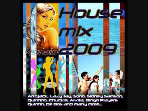 BEST HOUSE MUSIC  [ 27 NEW TRACKS ] Mega Mix 2009 !!! :D DIS