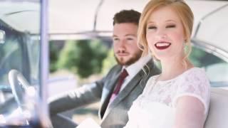 Lace & Liberty Winter Wedding