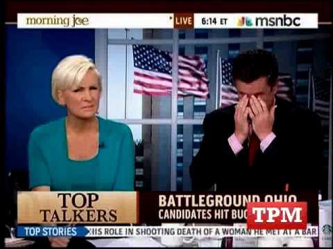 """Scarborough On Romney Chant: """"Sweet Jesus"""""""