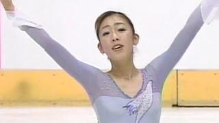 村主章枝 Fumie Suguri - Ave Maria - 2001 全日本 Japan Nationals - SP 村主章枝 検索動画 26