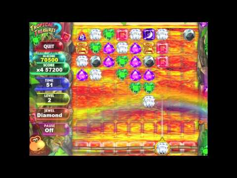 Tropical Treasures 2 Deluxe iOS:Android