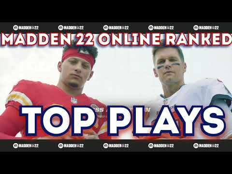 AMERICA'S VIDEOGAME: MADDEN NFL 22 TOP PLAYS, TIPS, HIGHLIGHTS, AND MORE! |