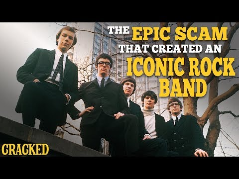 The Epic Scam that Created an Iconic Rock Band - Cracked Responds (The Zombies, English Rock)