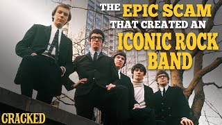 The Epic Scam that Created an Iconic Rock Band - Cracked Responds (The Zombies, English Rock) by : Cracked