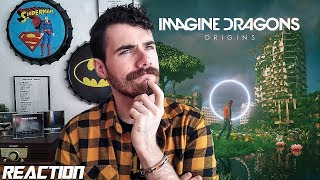 IMAGINE DRAGONS - ORIGINS | ALBUM REACTION / REACCIÓN | MR.GEORGE