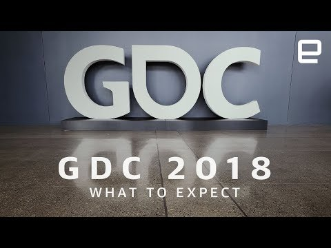 What to expect from GDC 2018