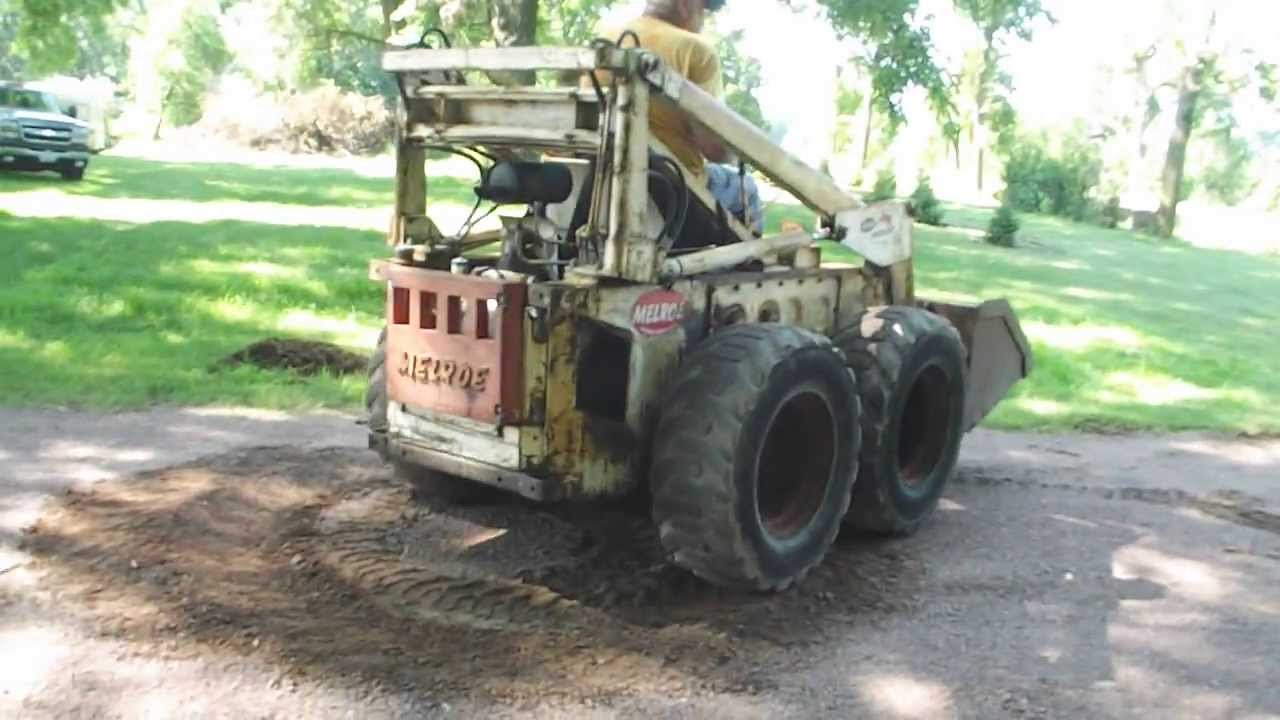 bobcat 600 skid steer for sale