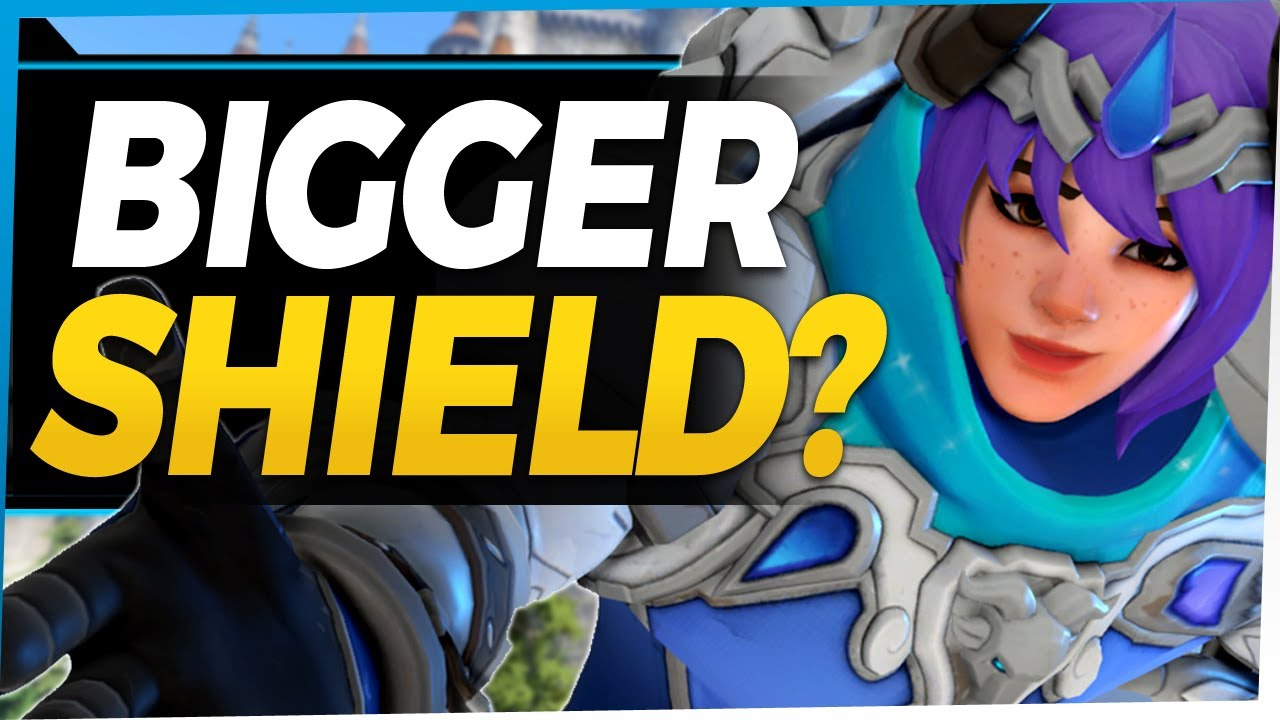 Overwatch New Brigitte Shield Bigger? Overwatch League Changes and More! thumbnail