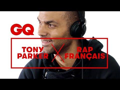 Youtube: Tony Parker juge le rap français: Booba, Pnl, Orelsan… | GQ