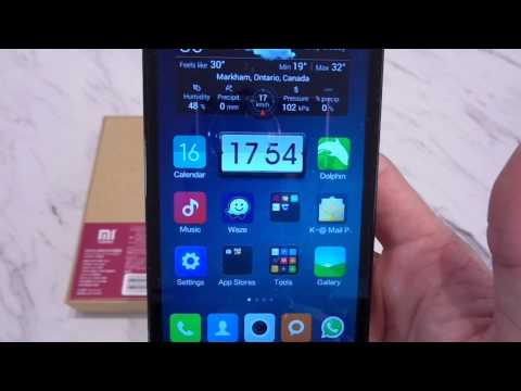 FULL REVIEW: XIAOMI RedMi Note 4G 5.5 inch Phablet MSM8916 64bit Quad Core 2GB RAM 16GB ROM