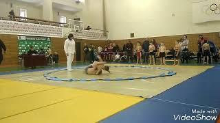 Международный турнир по сумо г.Харьков, 23.12.2018