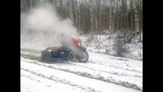 Урал 2WD с приводом Днепр 16(Урал 2WD с приводом Днепр 16., 2012-10-30T18:48:28.000Z)