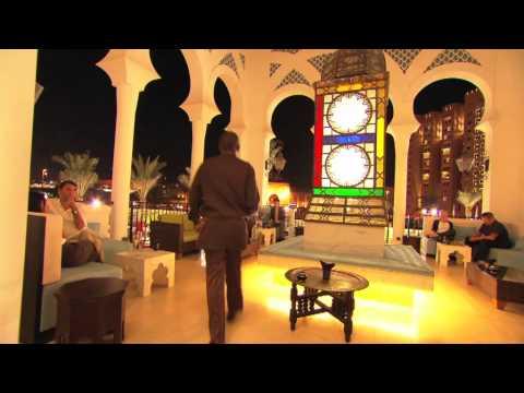 Moroc Bar at Ibn Battuta Gate Hotel, Dubai UAE