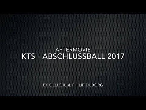 Aftermovie KTS-Abschlussball Deutsches Haus Flensburg 2017