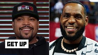The Lakers will go farther than the Clippers in 2020 - Ice Cube | Get Up
