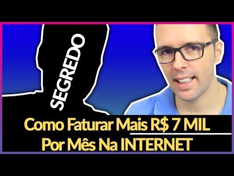 😀 Como FATURAR R$ 7 MIL Por MÊS Na Internet | Conversa Com Leonardo David | Alex Vargas