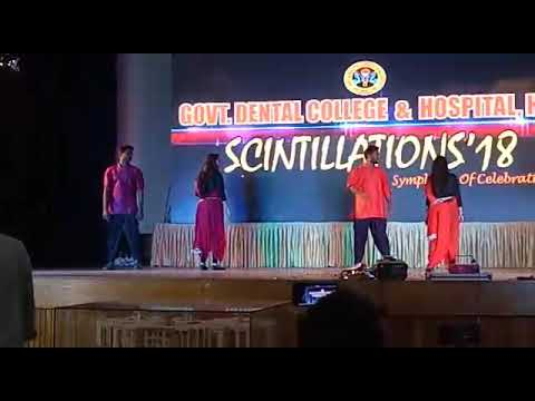Government dental college show