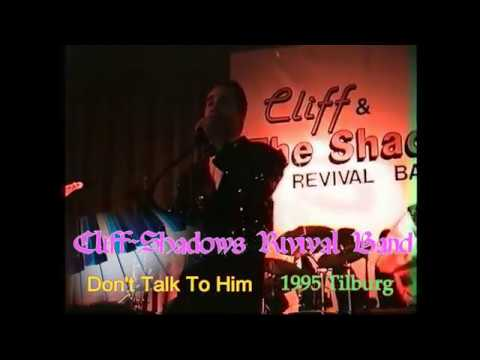 Cliff  Shadows Rivival Band Don't Talk To Him Tilburg 1995 hpvideo Breda Henk Pas 2016
