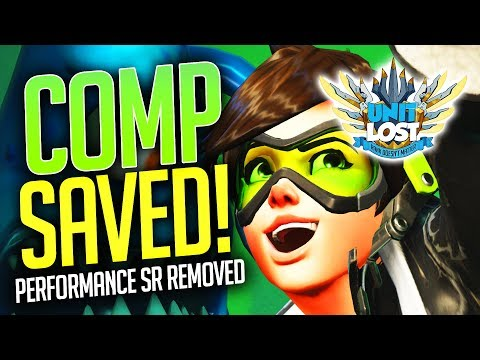 Overwatch - Performance Based SR REMOVED! COMPETITIVE SAVED?!