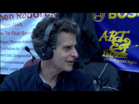 Dean Kamen Interview - FIRST in Michigan 2015
