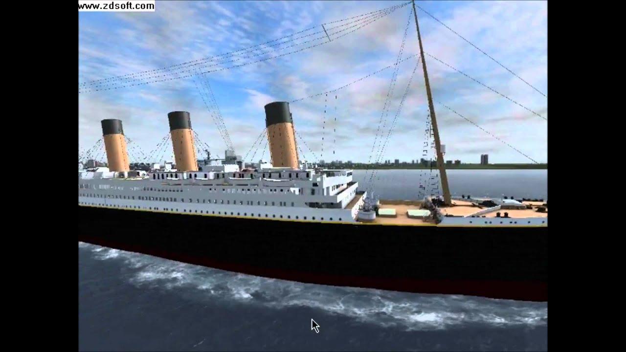 Ship Simulator Titanic - Her Story