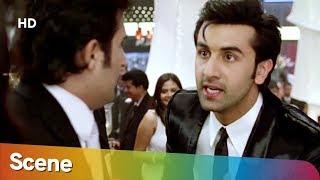 Ranbir Kapoor Dance Scene - Ajab Prem Ki Ghazab Kahani - Katrina Kaif - Comedy Bollywood Movie
