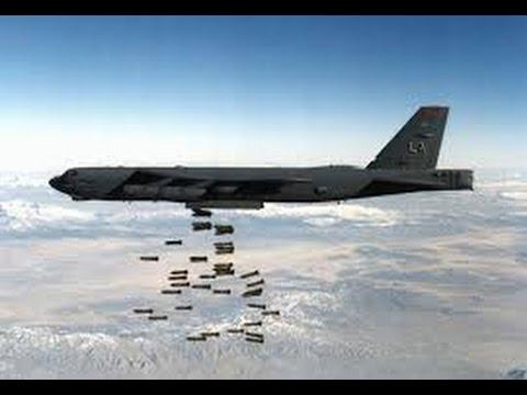 B-52 Stratofortress demonstration