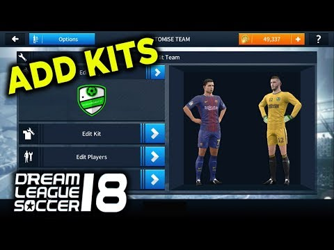 How To Change Logo And Kit In Dream League Soccer 2020 Download DLS 20 All Kit Apk : https://ckk.ai/.