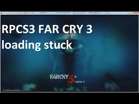 RPCS3 0 0 3 PS3 Emulator - Far Cry Classic (4K UpScale) LLVM Vulkan