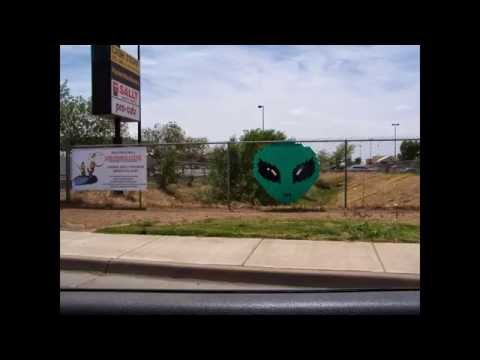 Roswell & Walker Air Force Base 2014