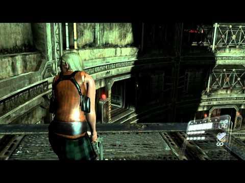 Resident Evil 6 - Ashley Graham Mod ( chapter 5 )
